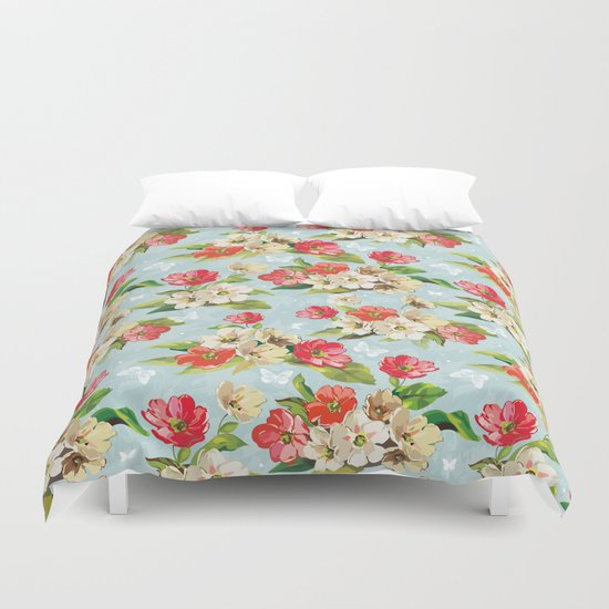 Spring in the air #3 Duvet Cover