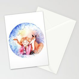 Simon and Chloe Stationery Cards