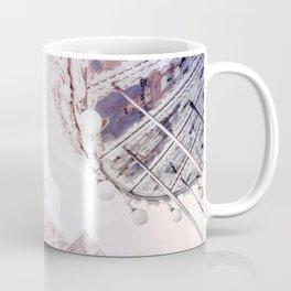 Shimmering Pink Paris Memories Coffee Mug