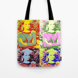 TREK BABE Tote Bag