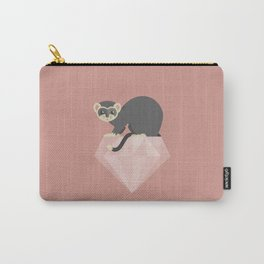 14 Ferret Diamond Carry-All Pouch