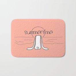 Summertime Bath Mat