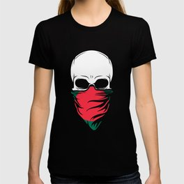 Bangladesh Skull Tee - Bangladesh T-shirt