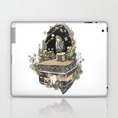 the priest Laptop & iPad Skin