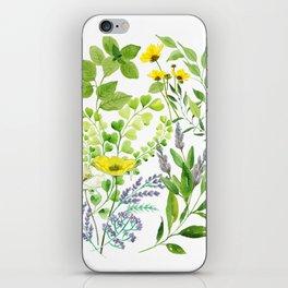 Springtime iPhone Skin