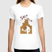 borderlands T-shirts featuring Borderlands 2 - Salt the Wound by Art of Peach