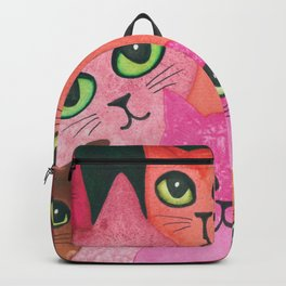 Richmond Whimsical Cats Backpack