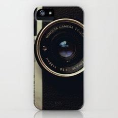 minolta  hi-matic g iPhone (5, 5s) Slim Case