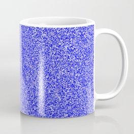 Melange - White and Blue Coffee Mug