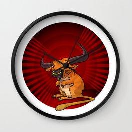 Mutant Zoo - Gerbull Wall Clock