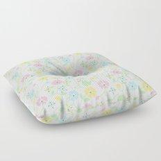 vintage 2 Floor Pillow
