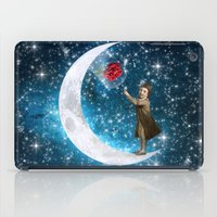 the little prince iPad Cases featuring The Little Prince by Diogo Verissimo
