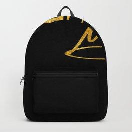 J Cole Logo Backpack