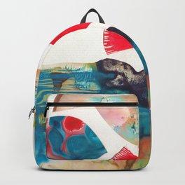 I Catch Eight Fish, Splash  Splash Splash Backpack