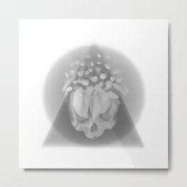 'Mind Blown' Metal Print