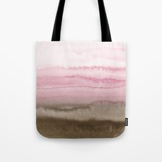 WITHIN THE TIDES STRAWBERRY CAPPUCCINO Tote Bag
