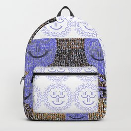 canned attitude Backpack