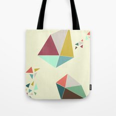 Geome(tri)c Tote Bag
