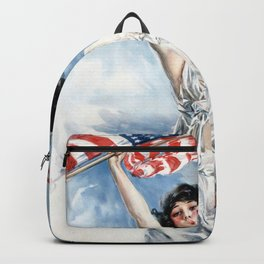 Fight or Buy Bonds Backpack