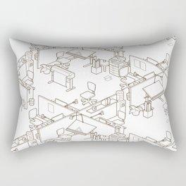 office Rectangular Pillow