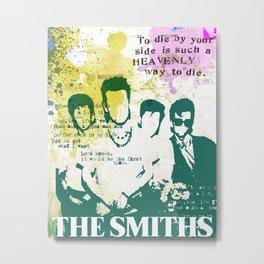 The Smiths Metal Print