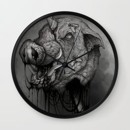 the lord Wall Clock