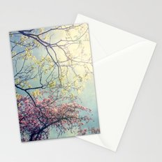 The Song of a Spring Sky Stationery Cards