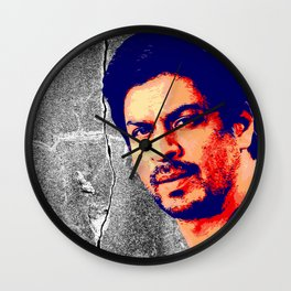Shah Rukh Khan Wall Clock