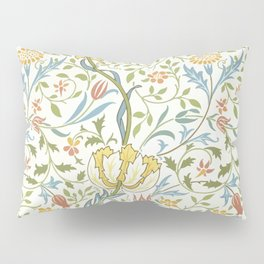William Morris Flora Pillow Sham