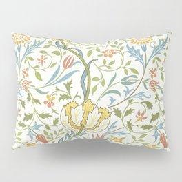 William Morris Flora Pillow Sham