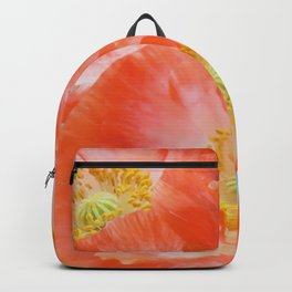 The beauty of poppies Backpack
