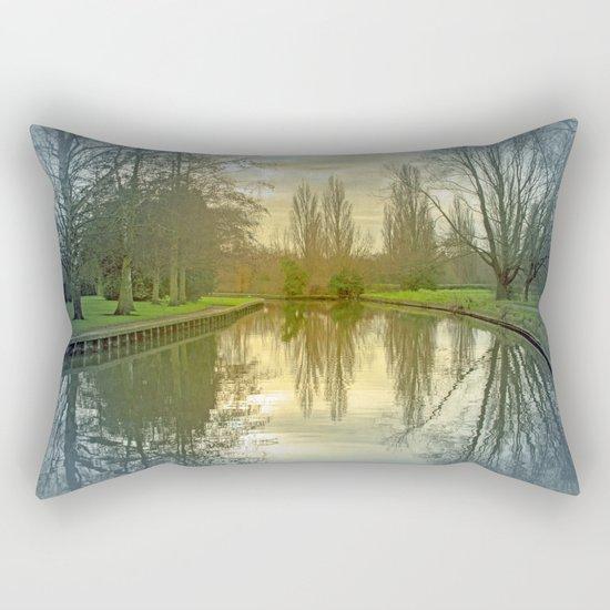 TREE-FLECTED Rectangular Pillow