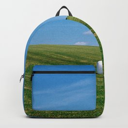White Bales Backpack