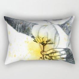 Amanda Palmer Transfer  Rectangular Pillow