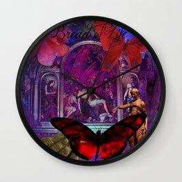 Bread of Life Wall Clock