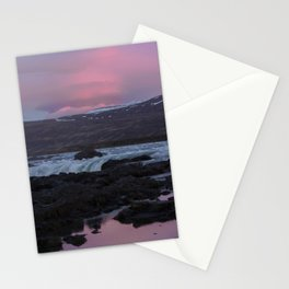 11pm Sunsets Stationery Cards