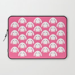Mei the Strawberry Rabbit Laptop Sleeve
