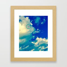 Happiness Photography Framed Art Print