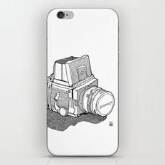 Mamiya iPhone & iPod Skin