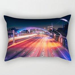 Southern Lights Rectangular Pillow