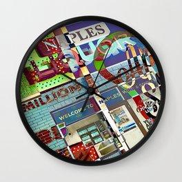 NWS Wall Clock
