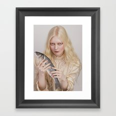 In Another Realm V Framed Art Print