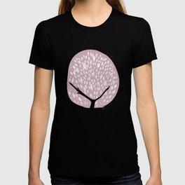 Tree of life - lilac T-shirt