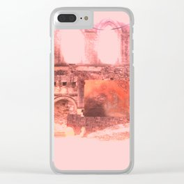 Childhood of Humankind:Gates of wisdom is always opened for open consciousness Clear iPhone Case