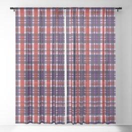 Hell Yeah 4 Sheer Curtain