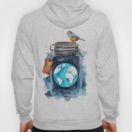 Our Planet Hoody