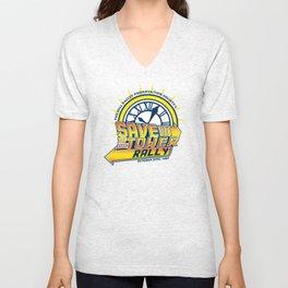 Save The Clocktower Unisex V-Neck