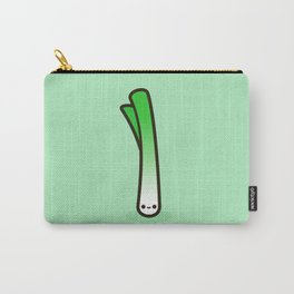 Cute spring onion Carry-All Pouch