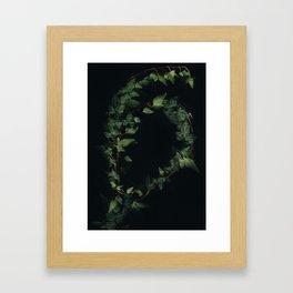 Hedera helix Framed Art Print