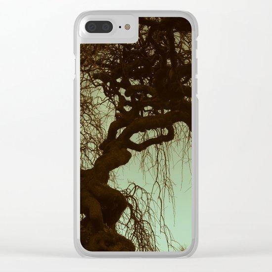 Remember. Landscape. Clear iPhone Case